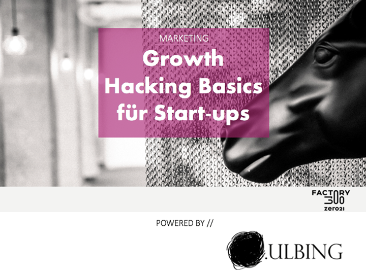 Growth Hacking Basics für Start-ups