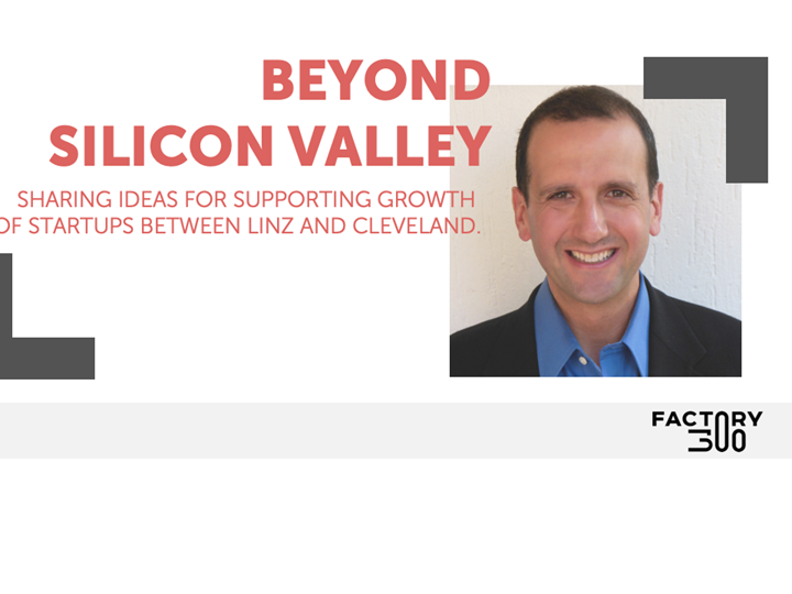 Beyond Silicon Valley with Prof. Michael Goldberg