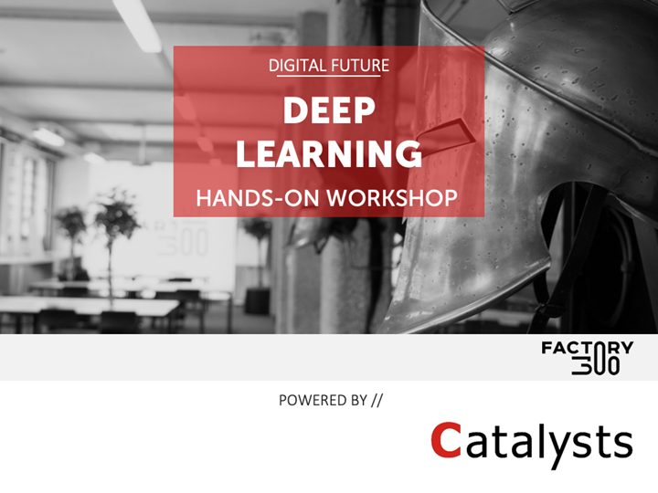 Deep Learning Hands-on