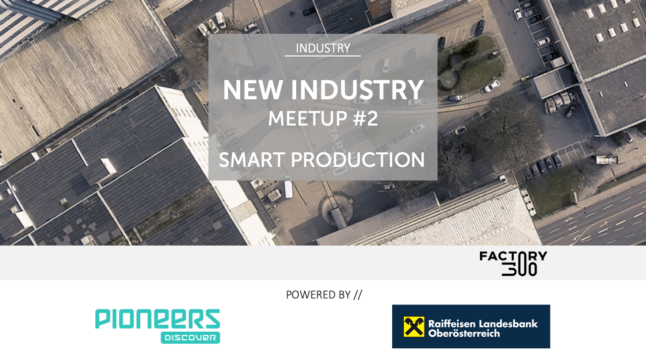 New Industry Meetup #2