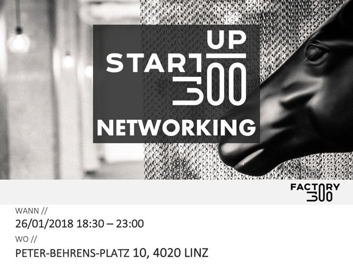 startup300 Networking Event
