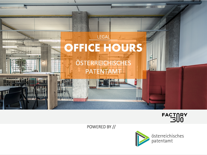Patentamt OFFICE HOURS