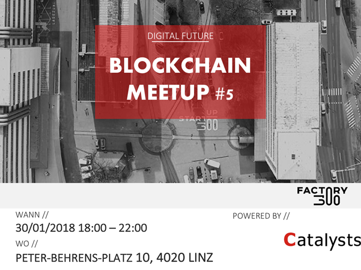 Blockchain Meetup #5