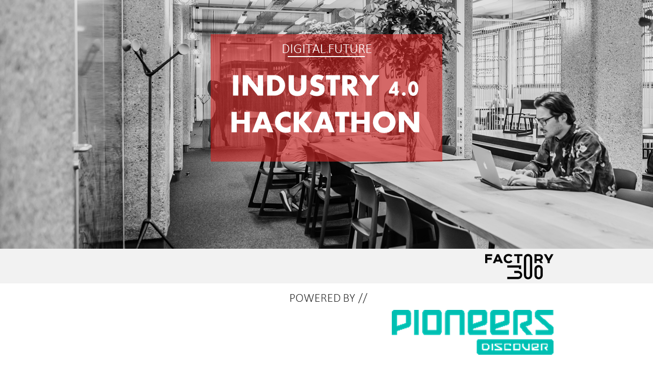 Final Pitches - Industry 4.0 Hackathon