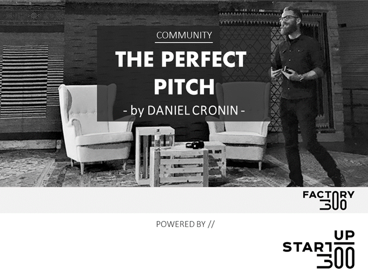 The Perfect Pitch by Daniel Cronin