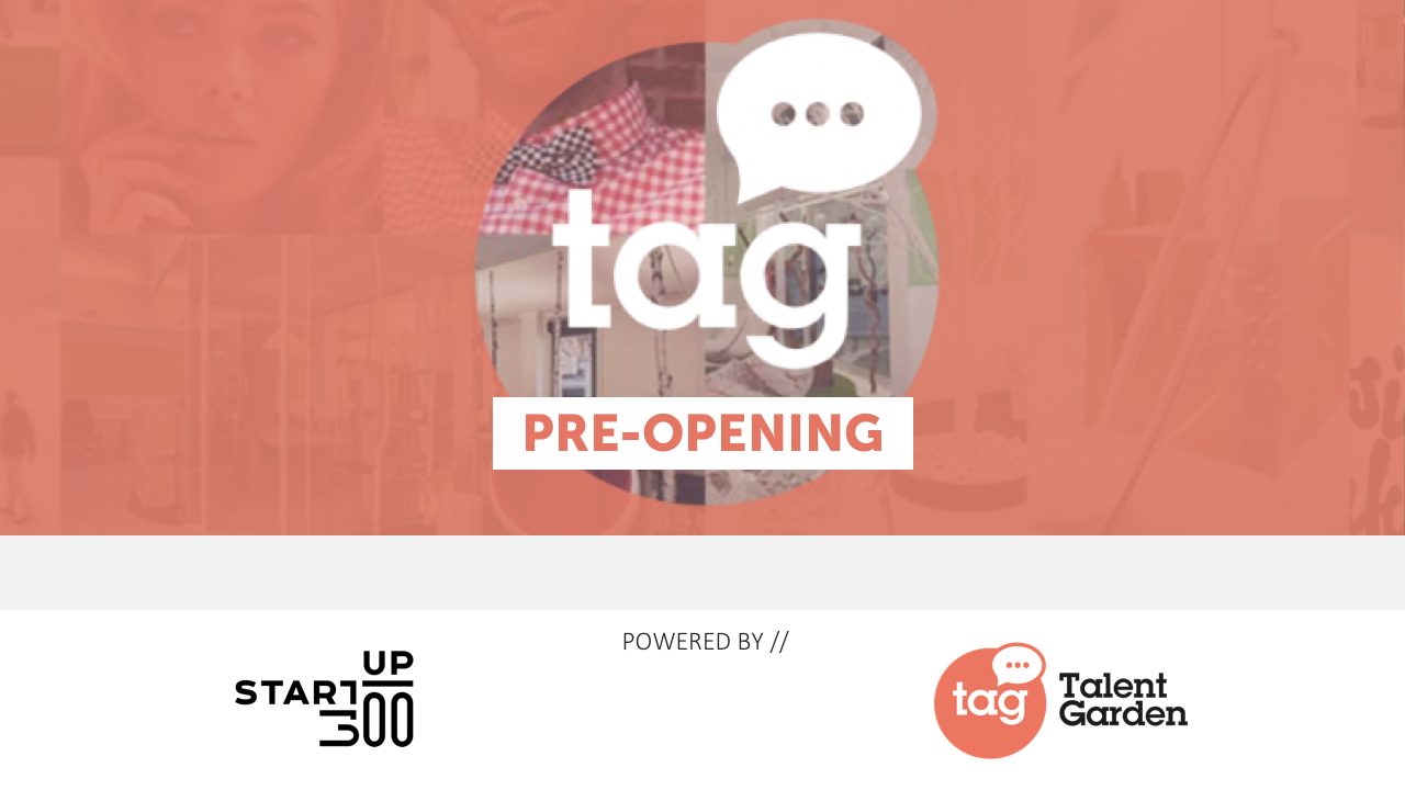 EXCLUSIVE startup300 PRE-Opening @ Talent Garden Wien