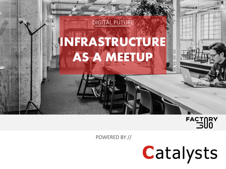 Infrastructure as a Meetup
