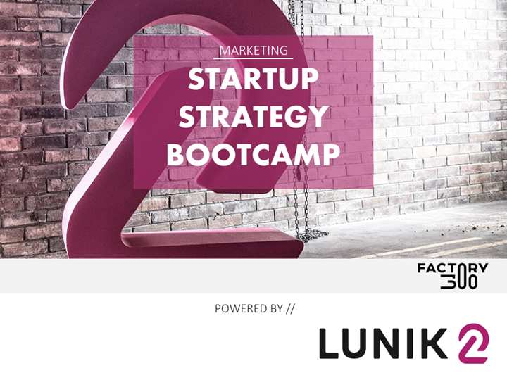 Startup Strategy Bootcamp