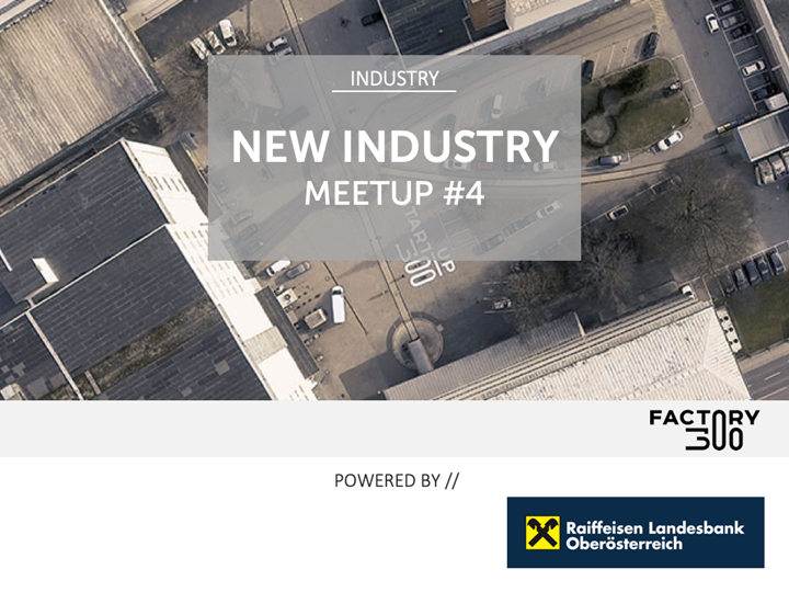 New Industry Meetup #4